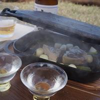 クックダインのミニダッチオーブン