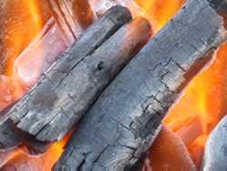 炭火ネットワークと七輪