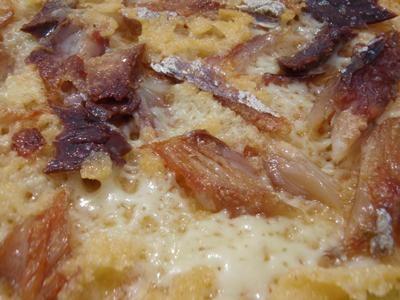 冷めてもさくさくのくさや七輪焼きチーズパイ